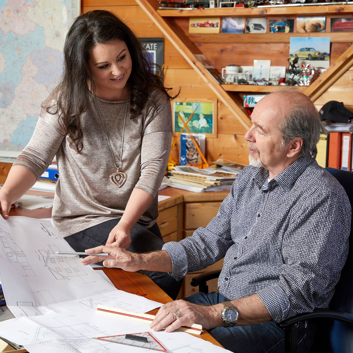 Planung und Beratung zu Häusern in Massivholzbauweise