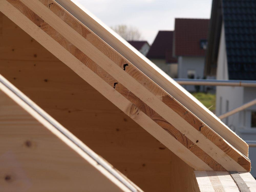 Wirtschaftlich bauen durch vorgefertigte Holzelemente