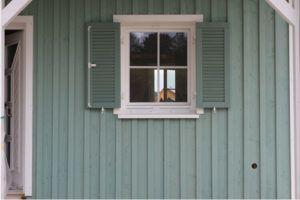 Bodendeckelschlaung beim Holzhausbau